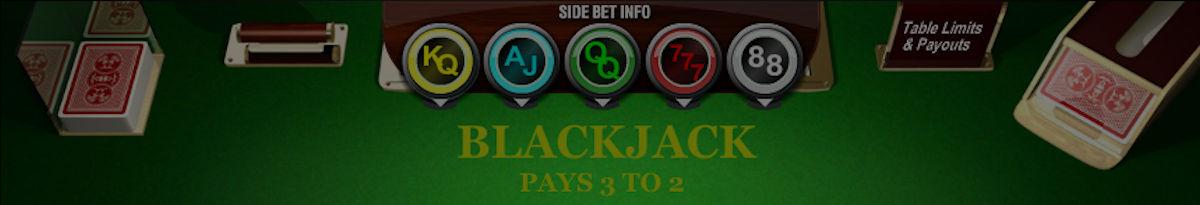 SideBet Blackjack